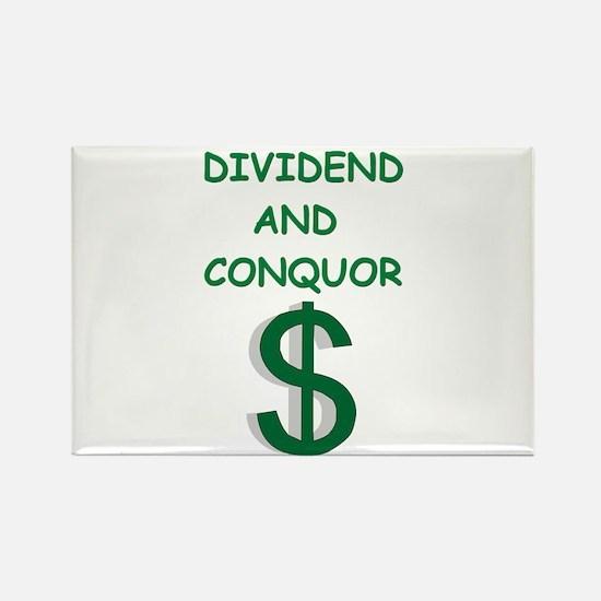 dividends Magnets