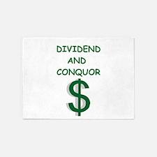 dividends 5'x7'Area Rug