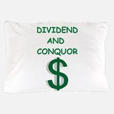 dividends Pillow Case