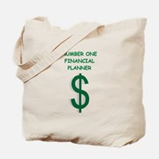 financial planning Tote Bag