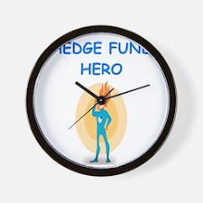 hedge fund Wall Clock