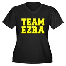 TEAM EZRA Plus Size T-Shirt