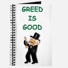 greed Journal