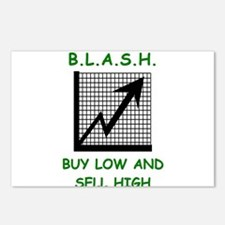 blash Postcards (Package of 8)