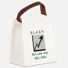 blash Canvas Lunch Bag