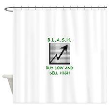 blash Shower Curtain