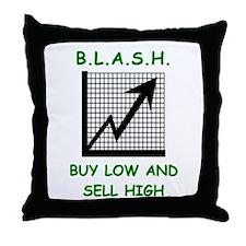 blash Throw Pillow