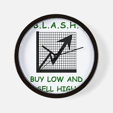 blash Wall Clock