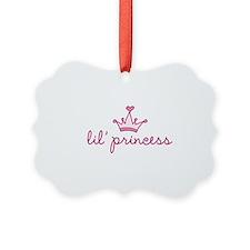 Lil Princess Ornament