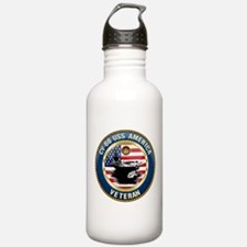 CV-66 USS America Water Bottle