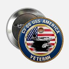 "CV-66 USS America 2.25"" Button (10 pack)"