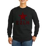 EZLN Star Long Sleeve Dark T-Shirt