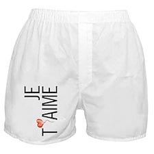 Je Taime Boxer Shorts