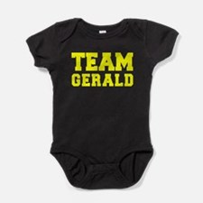 TEAM GERALD Baby Bodysuit