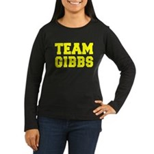 TEAM GIBBS Long Sleeve T-Shirt