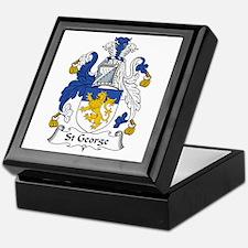 St George Keepsake Box