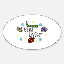 BUg Lover Decal