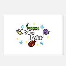 BUg Lover Postcards (Package of 8)