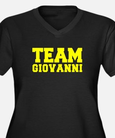 TEAM GIOVANNI Plus Size T-Shirt