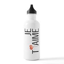 Je Taime Water Bottle