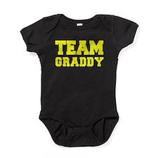 TEAM GRADDY Baby Bodysuit