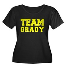 TEAM GRADY Plus Size T-Shirt