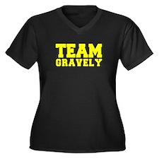 TEAM GRAVELY Plus Size T-Shirt