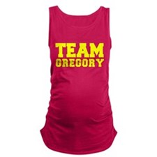 TEAM GREGORY Maternity Tank Top