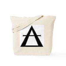 """Alchemical Symbol for """"AIR"""" Tote Bag"""
