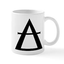 "Alchemical Symbol for ""AIR"" Mug"