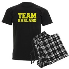 TEAM HARLAND Pajamas