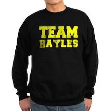 TEAM HAYLES Sweatshirt
