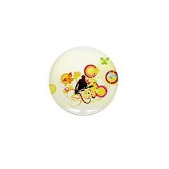 Rockin' Out Mini Button (10 pack)