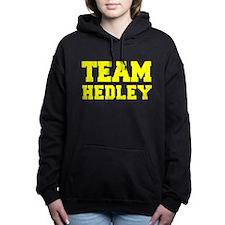 TEAM HEDLEY Women's Hooded Sweatshirt