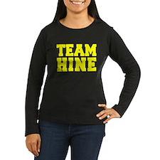 TEAM HINE Long Sleeve T-Shirt