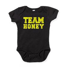 TEAM HONEY Baby Bodysuit