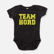TEAM HORD Baby Bodysuit