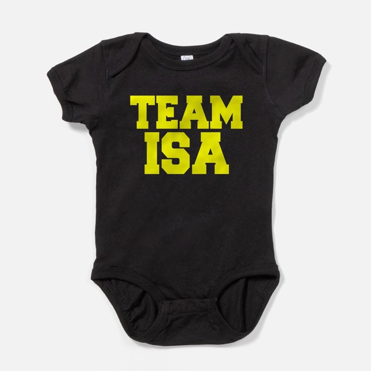 TEAM ISA Baby Bodysuit
