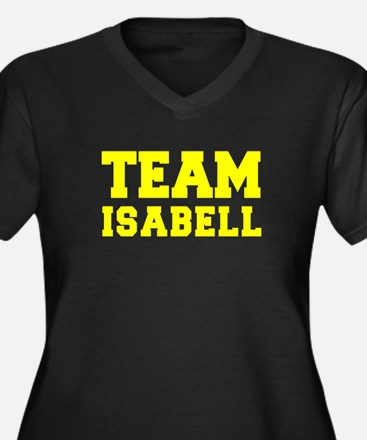 TEAM ISABELL Plus Size T-Shirt