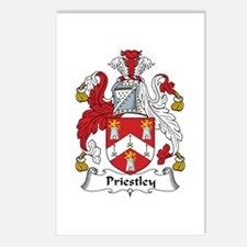 Priestley Postcards (Package of 8)