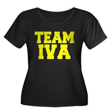 TEAM IVA Plus Size T-Shirt