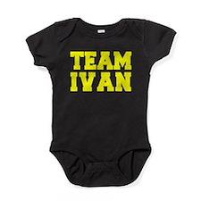 TEAM IVAN Baby Bodysuit