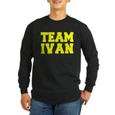 TEAM IVAN Long Sleeve T-Shirt