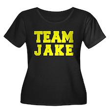 TEAM JAKE Plus Size T-Shirt