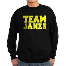 TEAM JANEE Sweatshirt