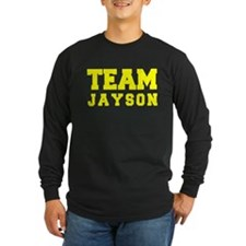 TEAM JAYSON Long Sleeve T-Shirt