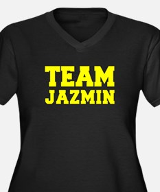 TEAM JAZMIN Plus Size T-Shirt