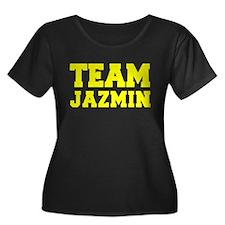 TEAM JAZMIN Plus Size T-Shirt