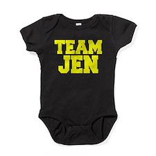 TEAM JEN Baby Bodysuit