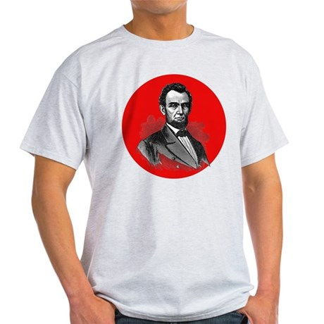 Abraham Lincoln Light T-Shirt